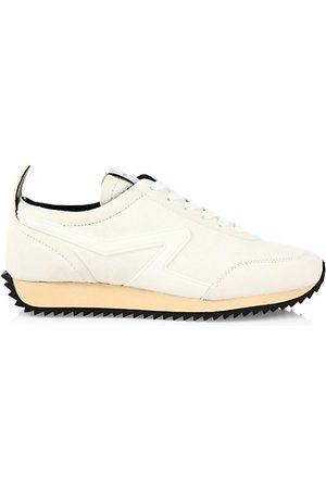 RAG&BONE Sports Shoes - Retro Runner Suede Sneakers