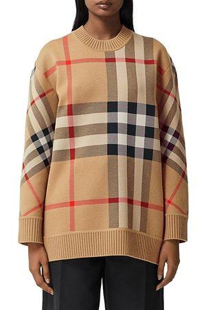 Burberry Calee Wool Sweater
