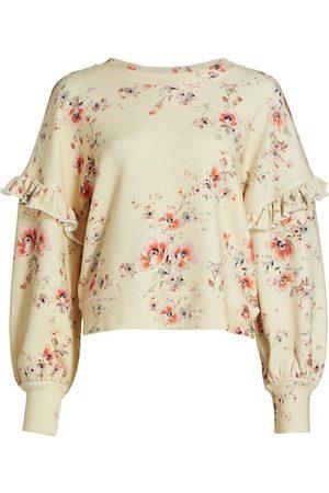 Paige Adara Floral Sweatshirt