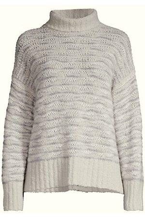 Lafayette 148 New York Boucle Knit Sweater