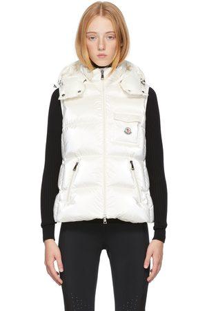 Women Camisoles - Moncler Off- Diotis Hooded Vest