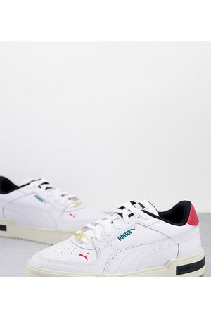 PUMA Men Sneakers - CA Pro jewel trainers in and red exclusive to ASOS
