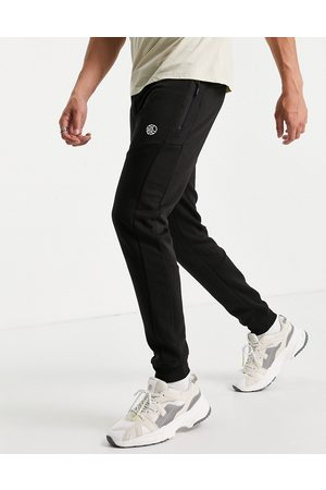 Soul Star Logo band joggers in
