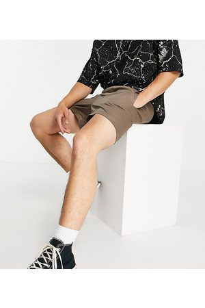 COLLUSION Men Shorts - Shorts in twill