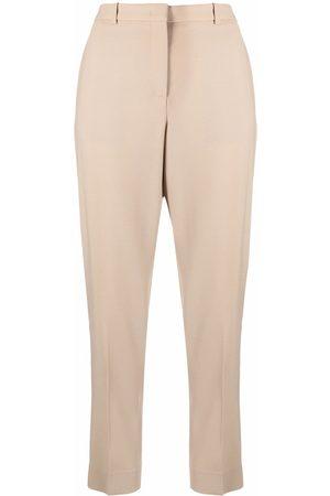 Fabiana Filippi Cropped straight-leg trousers