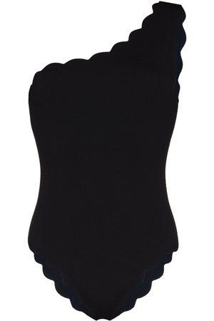 Marysia Women Swimsuits - Santa Barbara one-shoulder swimsuit