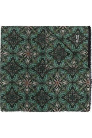 Kiton Men Scarves - All-over print scarf