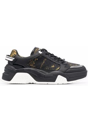VERSACE Stargaze Regalia baroque-print sneakers