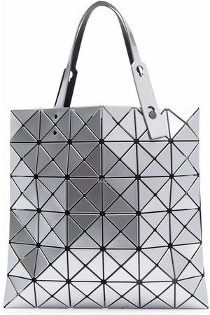 BAO BAO ISSEY MIYAKE Lucent geometric-panelled tote bag