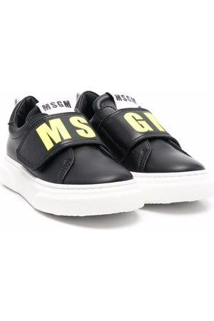 Msgm Boys Sneakers - Logo-print sneakers