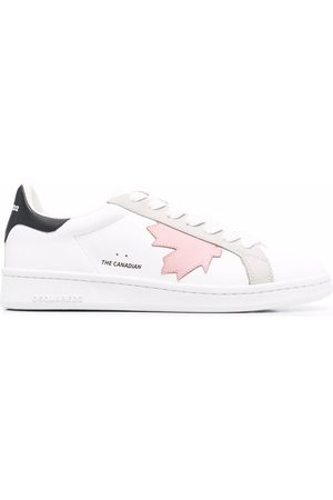 Dsquared2 Women Sneakers - Logo-patch low-top sneakers
