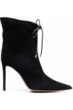 ALEXANDRE VAUTHIER Lace-up ankle boots