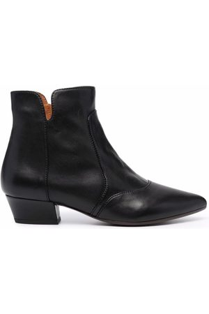 Chie Mihara Rocel leather ankle boots