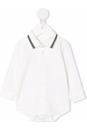Il gufo Baby Rompers - Shirt-style bodysuit