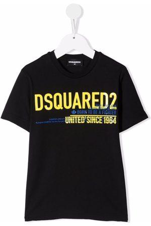 Dsquared2 Logo-print short-sleeved T-shirt