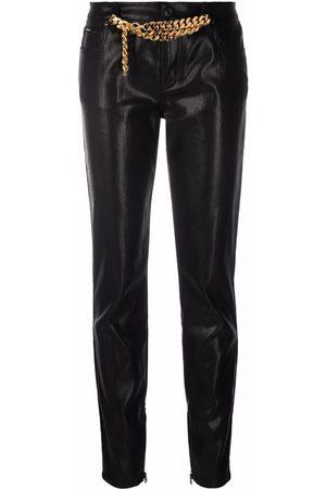 Tom Ford Women Straight - High-shine straight-leg jeans