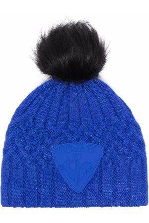 Rossignol Kelsie logo knitted beanie