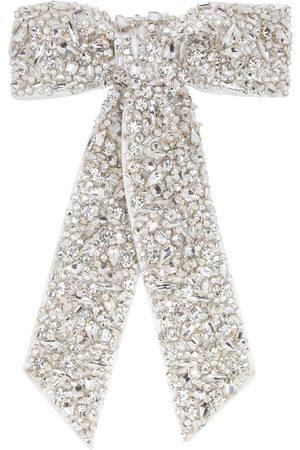 Jennifer Behr Glitter Medici bow