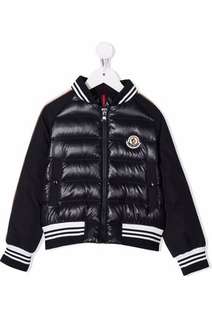 Moncler Logo patch padded jacket