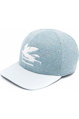 Etro Pegaso-embroidered baseball cap