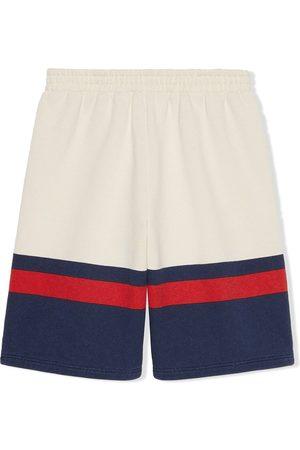 Gucci Web stripe shorts