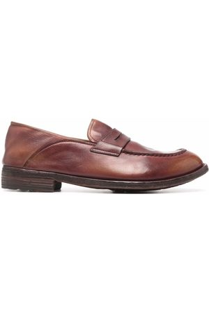 Officine creative Lexicon leather loafers