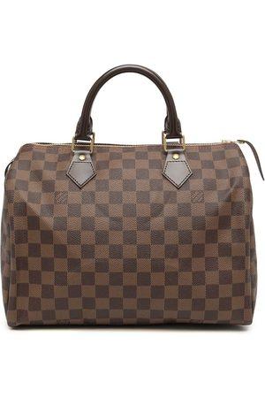 LOUIS VUITTON Women Handbags - 2010 pre-owned Damier Ebène Speedy 30 handbag
