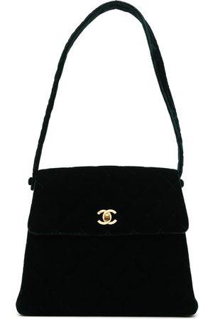 CHANEL Women Handbags - 1998 CC diamond-quilted handbag