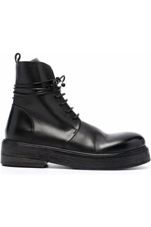 MARSÈLL Lace-up ankle-length boots