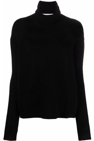 VALENTINO Women Jumpers - Cashmere roll-neck jumper