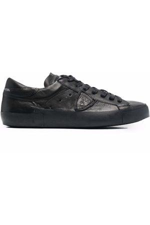 Philippe model Men Sneakers - Prsx West low-top leather sneakers