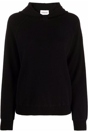 P.a.r.o.s.h. Women Jumpers - Pullover cashmere hoodie