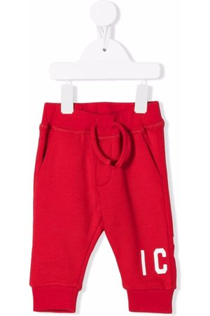 Dsquared2 Boys Trousers - Icon-print track pants