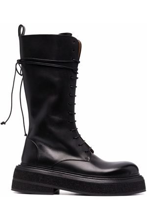 MARSÈLL Women Lace-up Boots - Zuccone lace-up boots