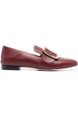 Bally Women Loafers - Janelle buckled loafers