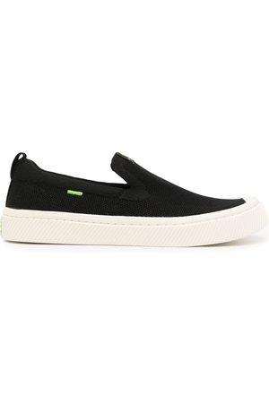 CARIUMA Women Sneakers - IBI bamboo-knit slip-on sneakers