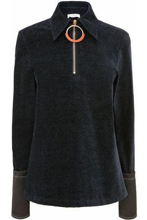 J.W.Anderson Women Tops - OVERSIZED CUFF RING PULLER TOP