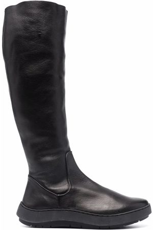 TRIPPEN Whistle knee length boots