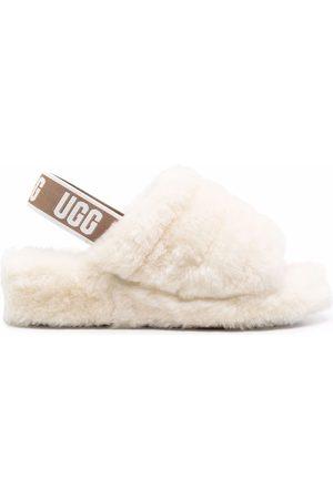 UGG Women Sandals - Fluff Yeah slingback sandals