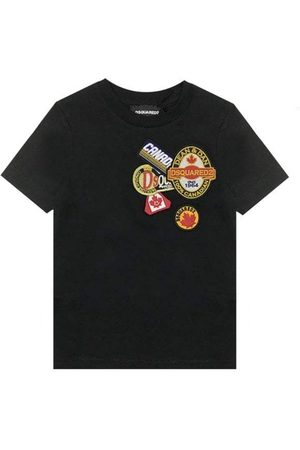 Dsquared2 Badge T-shirt - 10Y