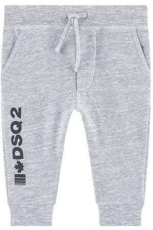 Dsquared2 Baby Cotton Joggers - 6M