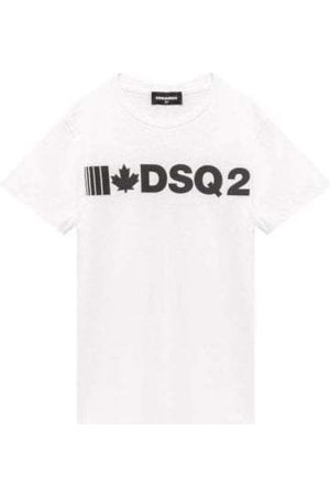 Dsquared2 Logo Tee - 4Y