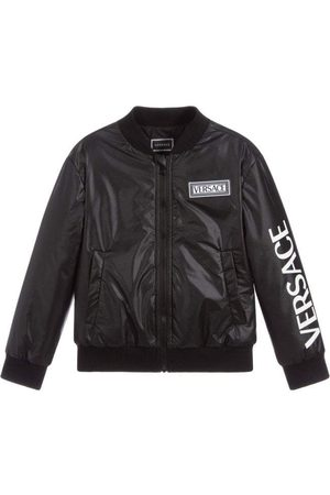 VERSACE Young Bomber Jacket - 10 Y