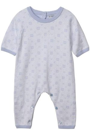 Givenchy Cotton Babygrow - 9 Months