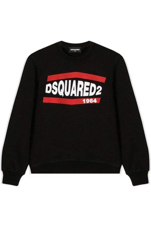 Dsquared2 Cotton Sweater - 4Y