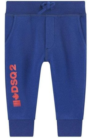 Dsquared2 Baby Cotton Joggers - 18M