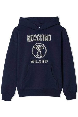 Moschino Hoodie - 10Y NAVY