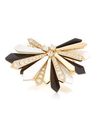 COLETTE Women's Peancho 18K Yellow Gold Multi-Stone Ring