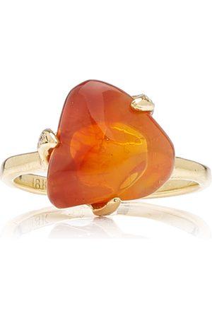 M.Spalten Women's Tumbled Opal 18K Yellow Gold Ring