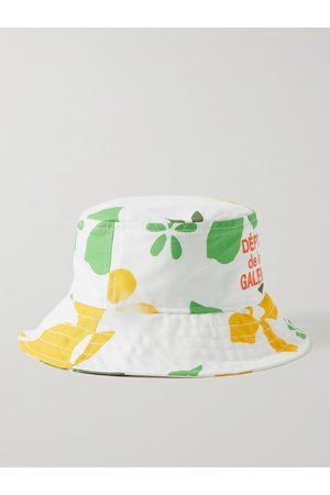 GALLERY DEPT. Men Hats - Rodman Riley Printed Cotton-Twill Bucket Hat